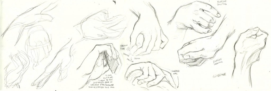 hands week 6
