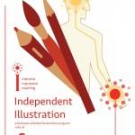 indie poster print ad