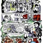 Seneca College Activation - Live Comic