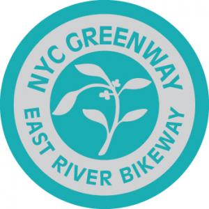 Reproduction of NYC Greenway logo