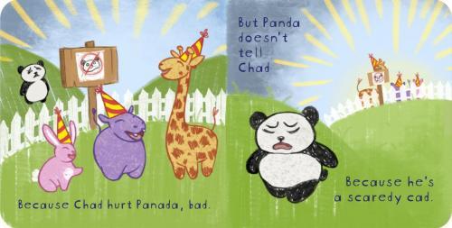 Panda's So Mad p.1