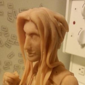Liz Sculpture